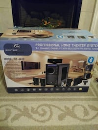 Brand new home theater system  Augusta, 30909