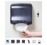 C-fold paper towel dispenser (2) Trenton, 08620