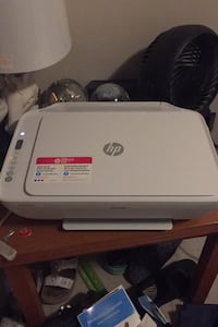Hp 2655 All in one inkjet printer scanner photo copier
