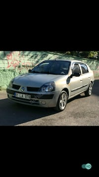 2004 Renault Clio AUTHENTIQUE 1.5 DCI AC Esentepe