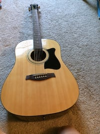 Brand New Ibanez Acoustic Guitar For Sale (With Case)!  Herndon, 20171