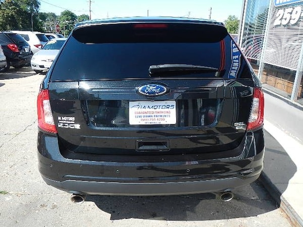 2012 Ford Edge 4dr SEL AWD 3