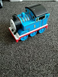 blue, brown, and red plastic toy Sheffield, S6 2TU
