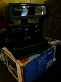 black and red arcade machine Bell, 90201