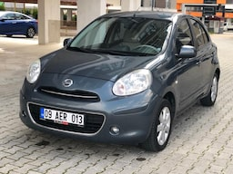 2012 Nissan Micra 1.2 5DRS PUNCH 80 PS M/T 40987199-9bc4-4e23-a028-668c67809094