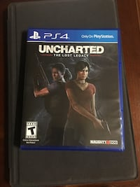 Uncharted the lost legacy  Fort Worth, 76106