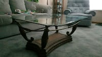 3/8 thick glass coffee & end table Windsor, N9K 1A6