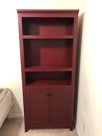 Excellent Condition! Red Book Shelf