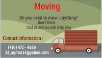 Long distance moving Mississauga
