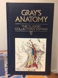 Gray's Anatomy The Classic Collector's Edition  North Vancouver, V7P 1S3