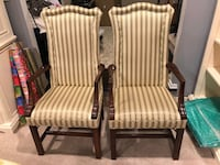 Living formal chairs