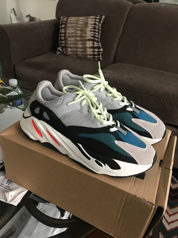 Adidas Yeezy Boost 700 Wave Runner SIZE 10 ‼ Price is negotiable 27985fc9-1c5d-4c2c-a22a-883459f42bf9