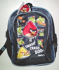 Angry Birds Red Bird Large Backpack by Accessory Innovations  London