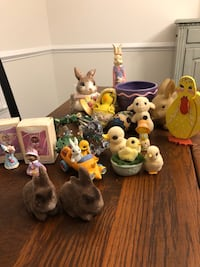 Lot of Easter items Aldie, 20105