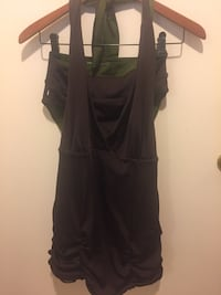 New , reversible swimsuit the  top is size XL $5 , bottom size S ,  $5 Toronto