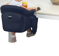 NEW Black Inglesina portable fast chair high chair for table - baby toddler Scottsdale, 85255