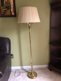 Solid Brass Floor Lamp Germantown, 20876