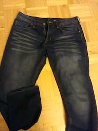 Buffalo dark blue  jeans for men size 34 Toronto, M3C 1B5