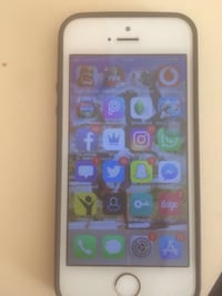 iPhone 5s gold 8828 km