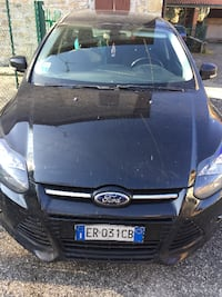 Ford Focus nero Marzabotto