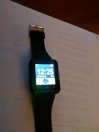 black Apple Watch with black Sport Band Rochester, 14613