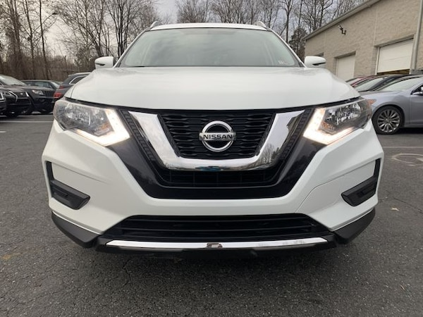 2017 Nissan Rogue for sale 1