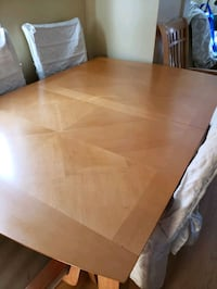 Table, 6 chairs and China Cabinet Fort Saskatchewan, T8L 2L5