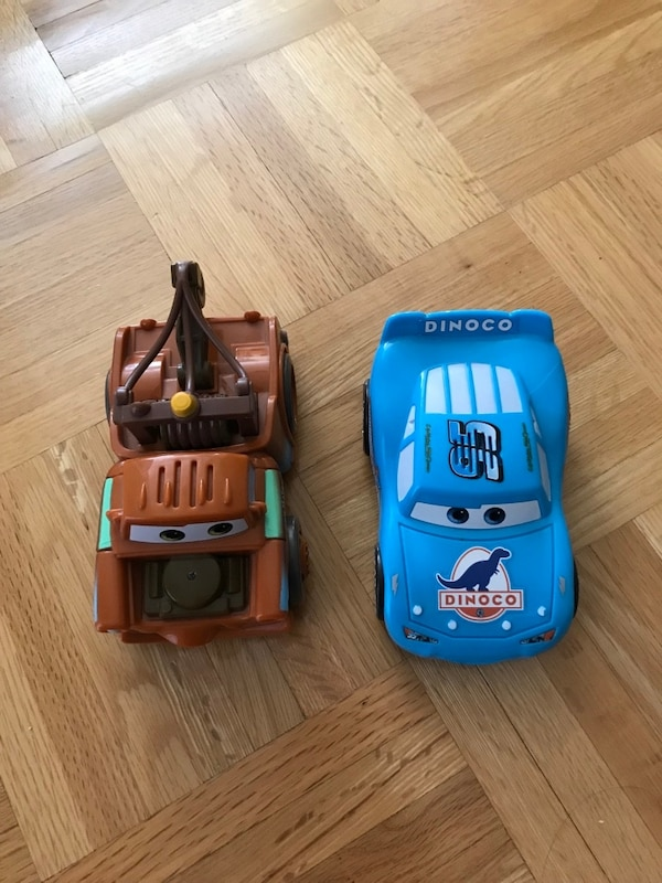 Shake and Go Cars