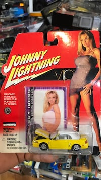 Johnny lightning Ford Mustang 1:64 scale  Whittier, 90602