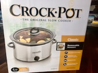 Crock pot slow cooker Surrey, V3R 1R5