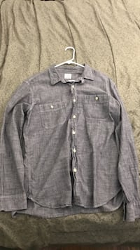 J crew chambray button up men's large  Daly City, 94015