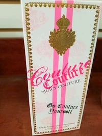 Couture Couture by Juicy Couture eau de parfum box Toronto, M2N 0G1