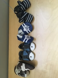 Baby shoes size 0-6m