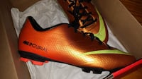 Nike soccer cleats Size 5Y