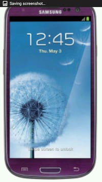 black Samsung Galaxy android smartphone Exeter, 93221