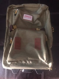 gray and white Jansport backpack Las Vegas, 89183