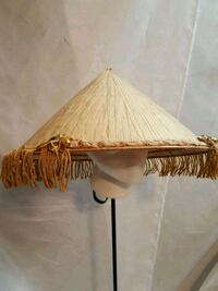 Chinese. Hat