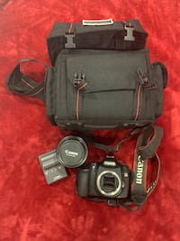 Canon 40D With len and accessories like New