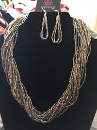 gold-colored chain necklace Nashville, 37217