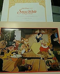 Snow white lithograph exclusive 1994 must sell  Flemington, 08822