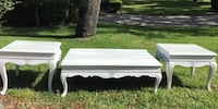 Coffee Table and End Tables Set Deland, 32724