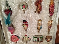 Old World Christmas Wedding 12 piece Ornament Set Alexandria, 22306