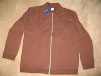 Brown Sweater Jacket