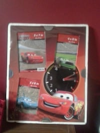 Cars picture frame