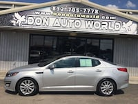 2015 Kia Optima EX 4dr Sedan Houston