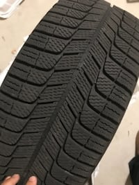 Michelin winter tires null