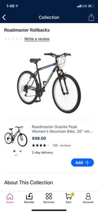 Road master bike Saint Paul, 55107