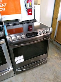 gray and black gas range oven Fort Lauderdale, 33314