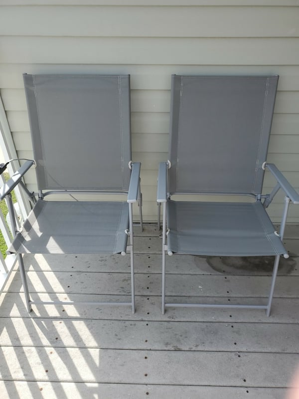 4 outdoor chairs 7ac92af6-0fc7-4734-96c2-898c98630737