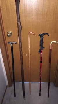 Really cool walking sticks Calgary, T2Y 2W5